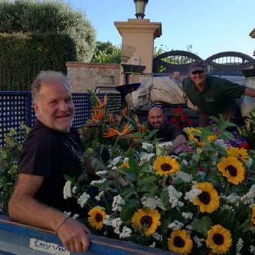 Jardineros y Viveros de Teià
